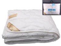 Одеяло 170*205 см. лебяжий пух, верх-сатин