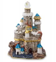 Smt-45 шкатулка волшебный замок (nobility)