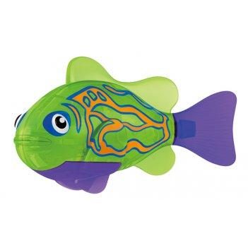 Тропическая роборыбка мандаринка лицензия от robofish zuru