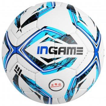 Мяч футбольный ingame challenger, размер 5