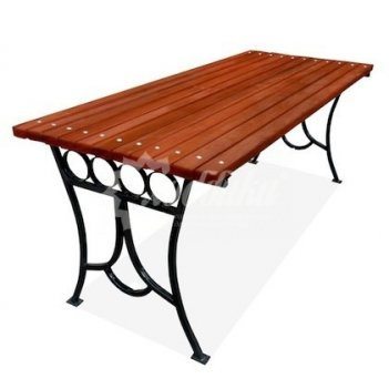 Стол садовый «олимп» 1,2 м