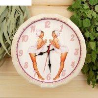 Часы банные бочонок добропаровъ. женские секреты