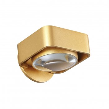 Бра paco, 6вт led, 4000, 400лм, цвет золото