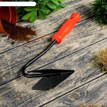 Бороздовичок, длина 34 см, пластиковая ручка, «дачник»