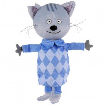 Мягкая игрушка «три кота. нудик»16 см