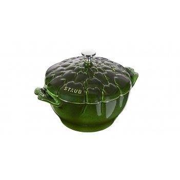 Кокот артишок, 22 см,3.0л, зеленый базилик