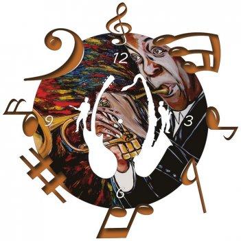 Часы настенные tiarella музыка
