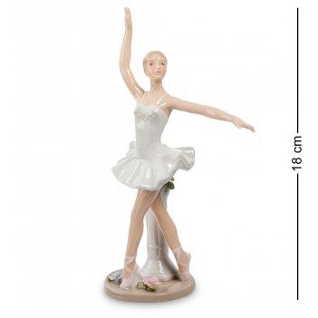 Cms-19/18 фигурка балерина (pavone)