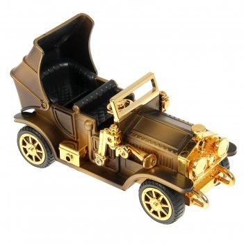 Музыкальный механический сувенир кабриолет
