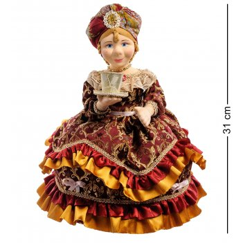 Rk-106 кукла-грелка на чайник ефросиния