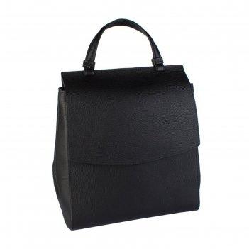 Рюкзак, цвет черный, 255/1f