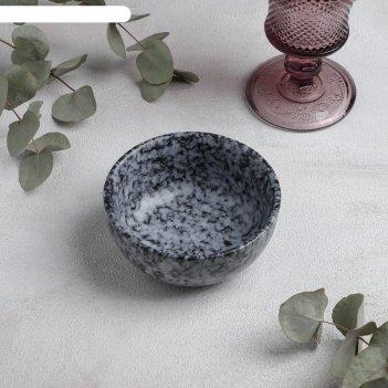 Соусник «гранит», 11,5х5,2 см