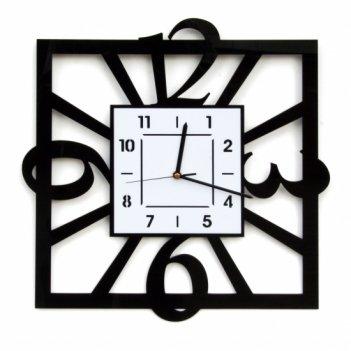 Красивые настенные часы точность cl142  39х41см