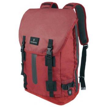 Рюкзак victorinox altmont™ 3.0, flapover 17  , красный, нейлон versatek™,
