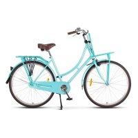 Велосипед 28 stels navigator-310 lady, 2017, цвет светло-зелёный, размер 2