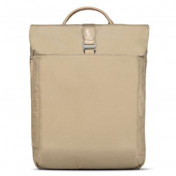 Рюкзак женский, размер 42х30 см, цвет бежевый 6011002