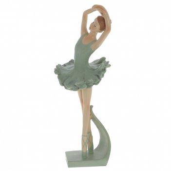 Фигурка декоративная балерина, l10 w10 h24 см