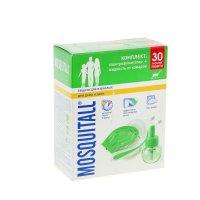 Комплект защита для взрослых mosquitall электрофумигатор + жидкость 30мл