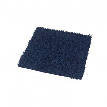 Коврик для ванной комнаты dakar, синий/голубой, 55x50 см