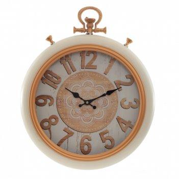 Часы настенные декоративные,  l43 w7,5 h52 см, (1xaa не прилаг.)