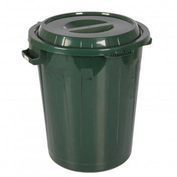 Бак 60 л, цвет зеленый