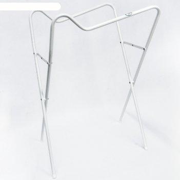 Подставка под ванночку 86 см., универсальная, цвет белый