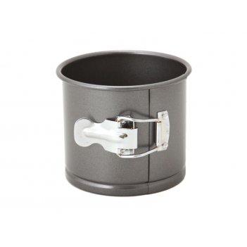 Форма для выпечки agness разъемная 12*10,3 см. антипригарное покрытие