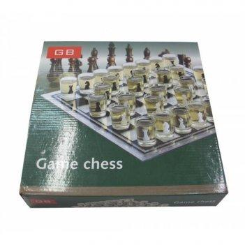 Настольная игра алко-шахматы, l28,5 w28 h5,5 см