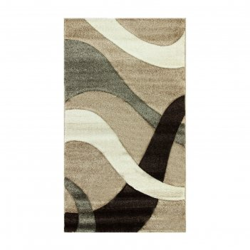 Ковёр rio carving 024 beige/beige 0.8*1.5 м, прямоугольный