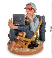 Pro-24 статуэтка бизнесмен в выходной день (profisti.parastone)