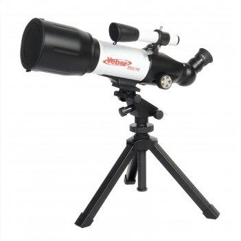 Телескоп veber, 350 x 70, рефрактор