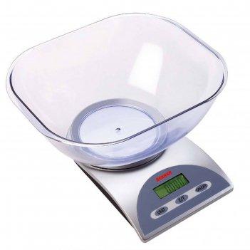 Кухонные весы электрические 5кг. bekker