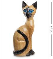 40-006 статуэтка кот хвостатый друг суар 30 см