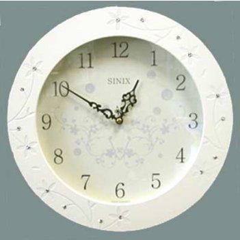Настенные часы sinix 5077 для дома и офиса
