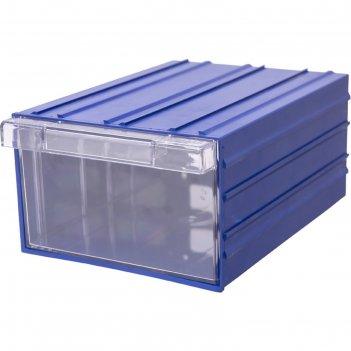 Смарт бокс 230x173x110 синий
