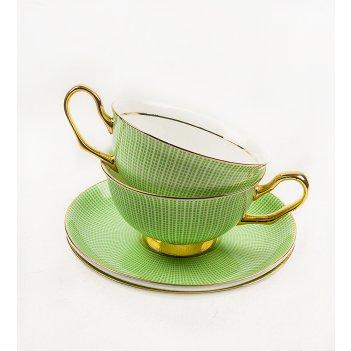 Подарочный чайный набор жасмин на 2 персоны