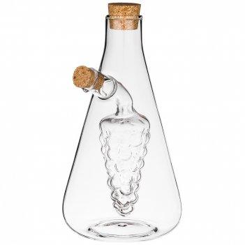 Бутылка для масла/уксуса 180мл. высота=18см (кор=24шт.)