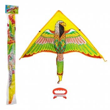 Тилибом воздушный змей орел мал. катушка (леер 30м) 120х55см
