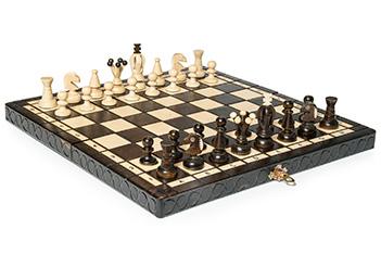 Шахматы королевские 36 36х36см польша