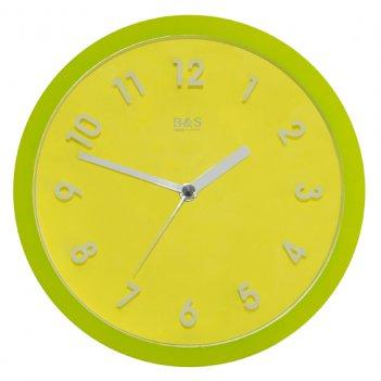 Настенные часы b&s shc-200 ag(g)