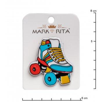 Mr-145 брошь-булавка mark rita