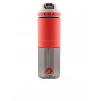 Бутылка для воды и напитков 710 мл igloo swift 24 sugar coral