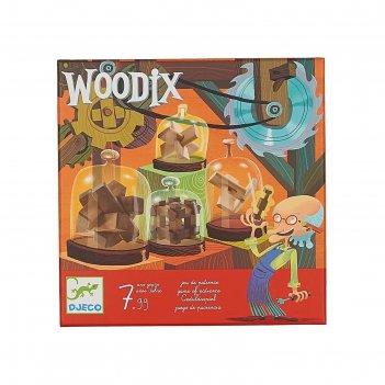 Набор детских игрушек «деревянные головоломки»