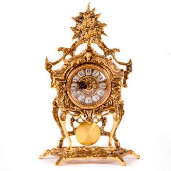 Часы каминные с маятником