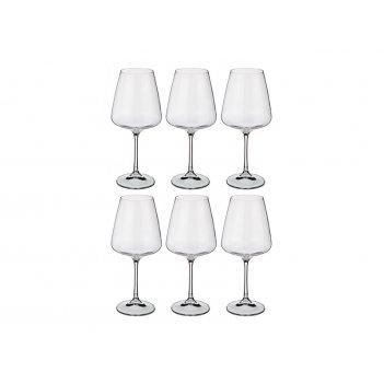Набор бокалов для вина из 6 шт. наоми 450 мл.выс...