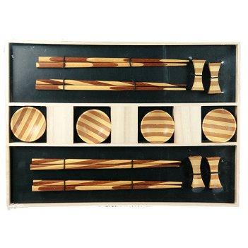 Набор для суши на 4 персоны 33*21*3см (уп.1/24наб.)