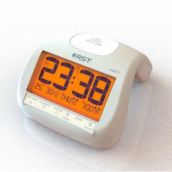 Часы будильник радиоконтролируемые snail 111