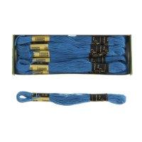 Мулине 10м, (№2507), цвет тёмно-голубой