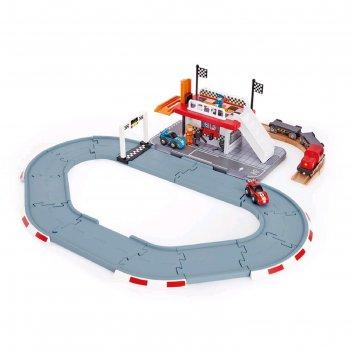 Игровой набор «гоночная станция»