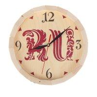 Часы банные бочёнок №8